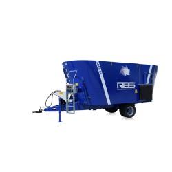 Kŕmny voz s vertikálnou závitovkou ARES CL