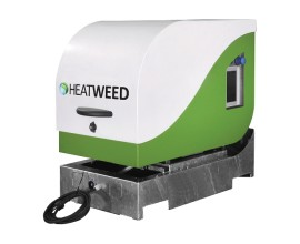 Ničenie buriny Heatweed rada Mini 2.1
