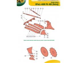 Orbové teleso PA 400