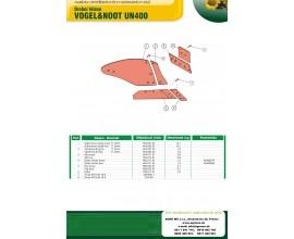 Orbové teleso Vogel Noot UN400, WY400