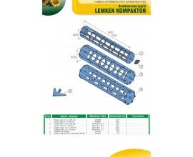 Kombinovaný kyprič Lemken
